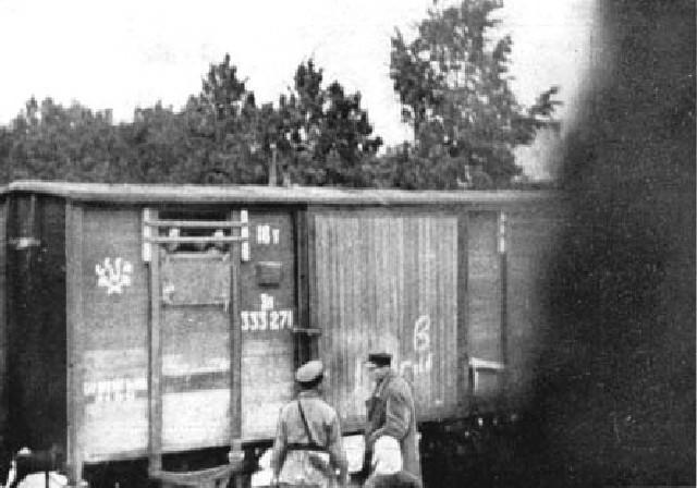Советская власть в Бресте 1939-1940 г.: репрессии и депортации
