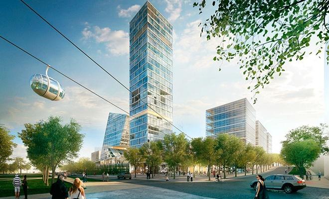 Чешские архитекторы разработали современный проект для города Бреста