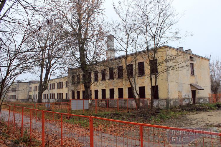 Средства ЕС планируется привлечь для создания молодежно-патриотического центра в Бресте