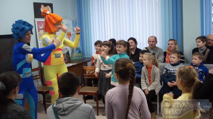 В УЗ « Брестская городская детская поликлиника №1» состоялась очередная встреча в «Школе сахарного диабета»