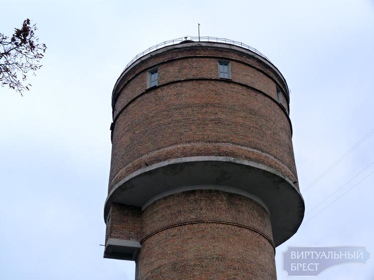 Водонапорная башня на Мицкевича. Есть ли перспективы?