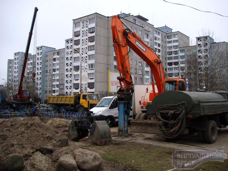 Движение по улице Ленинградской восстановят до Нового года, если обуздают плывуны