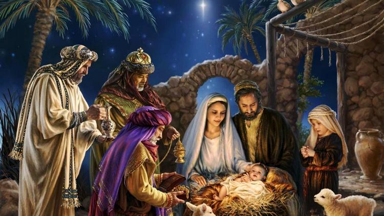Белорусские католики, протестанты и униаты празднуют Рождество Христово