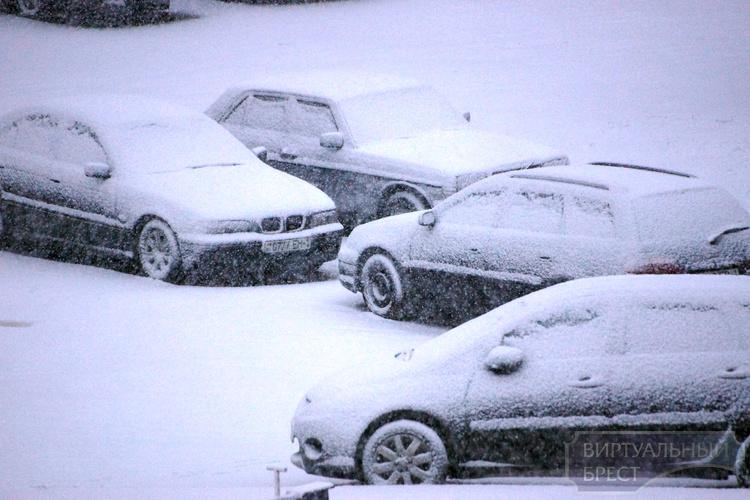 Завтра - потепление до +1: снег, метель, ветер, туман и гололедица