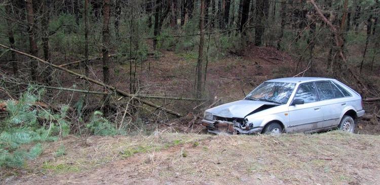 Именинник после собственной вечеринки угнал Mazda и заблудился на местности