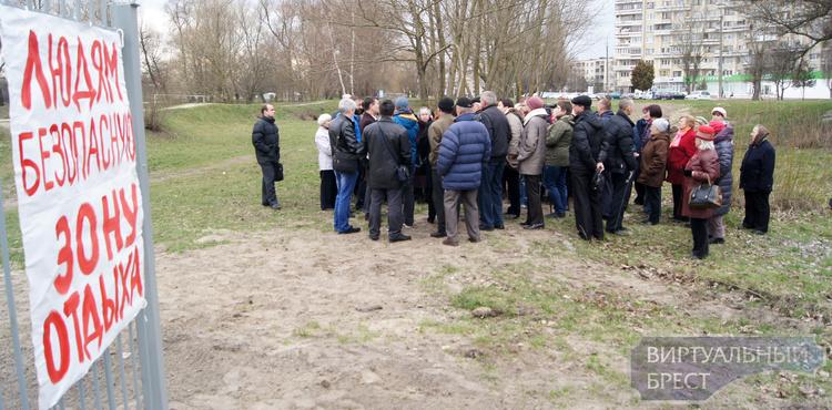 Страсти по вышке... Состоялась встреча властей, velcom и жильцов ул. Набережной