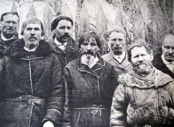 Суеверия и народные традиции полесских крестьян