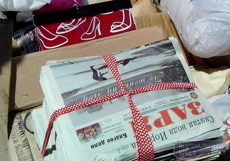 Ненужный бумажный хлам... В макулатуру идут и полезные, и бесполезные издания