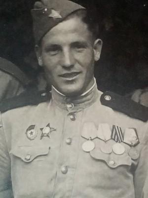 Я хочу рассказать про своего дедушку... Сокол Митрофан Кузьмич