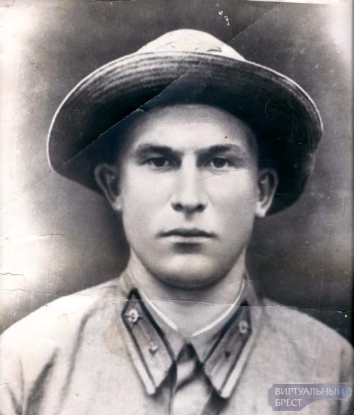 Мой прадед воевал... Богдашкин Михаил Арсентьевич
