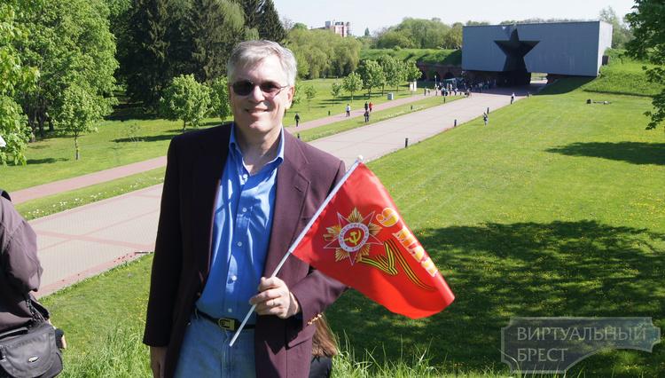 В Бресте прошли праздничные мероприятия к 71-й годовщине Великой Победы