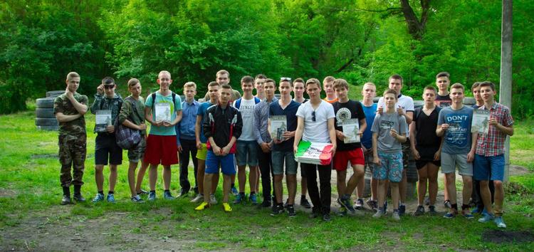 В Бресте состоялся II чемпионат по внеаренному лазертагу