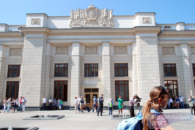Брестский железнодорожный вокзал признали лучшим в стране