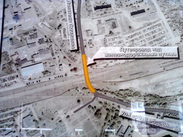 """На перекрёстке Машерова-Ленина """"раскопки"""". Расширяемся?"""