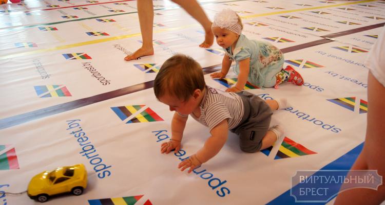 Брестчане встретят Игры в Рио масштабными пробежками ради детей
