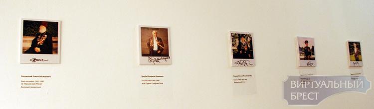 Выставка украинского фотографа «Подписи войны» открылась в Бресте