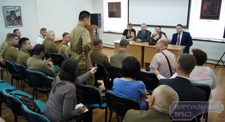 """Более 20 тыс. зрителей ожидается на реконструкции """"22 июня. Брестская крепость"""""""