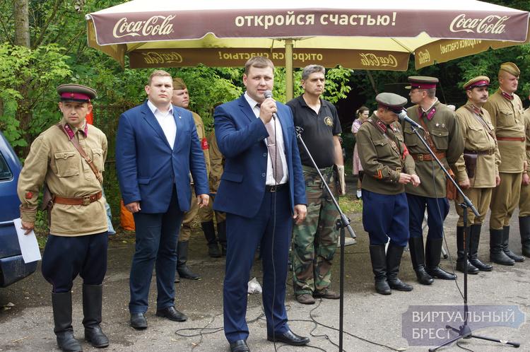 Фестиваль реконструкторов победил в конкурсе Российского военно-исторического общества