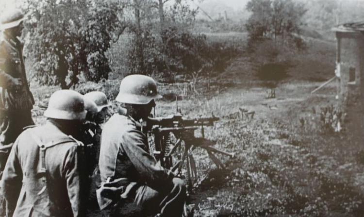 Крепость: первые дни войны из немецких донесений и первый приказ об отступлении