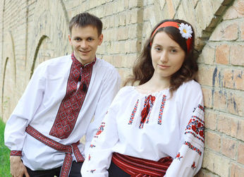 Представители Брестской области изготовят стильные ленты-вышиванки для гостей Дня молодежи