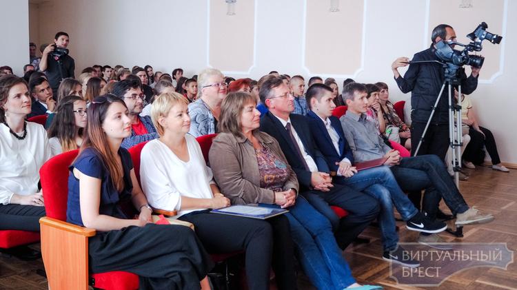 В Жабинке подвели итоги инициативы  «Медиа – ваш новый инструмент!»