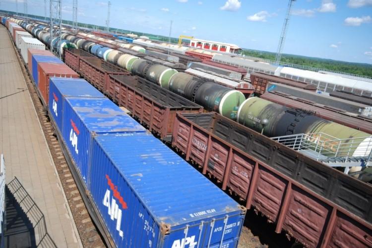 Перевозки грузов контейнерными поездами из Китая в ЕС по БЖД за I полугодие выросли в 2,5 раза