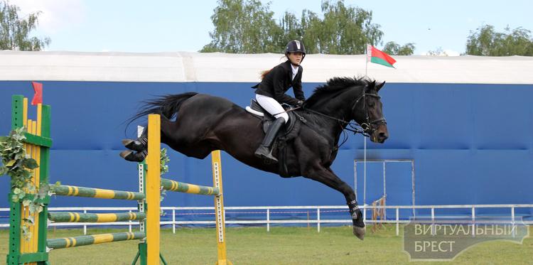 Учащиеся Брестского ЦОР по конному спорту успешно выступили на Первенстве Республики Беларусь