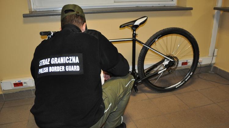 Поляки на границе задерживают всё больше ворованных велосипедов