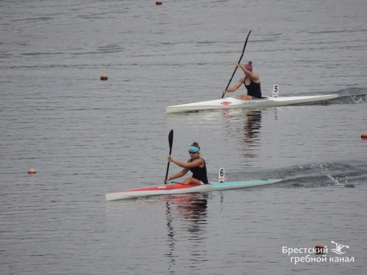 Олимпийские Дни молодежи Брестской области по гребле с очередной победой брестчан