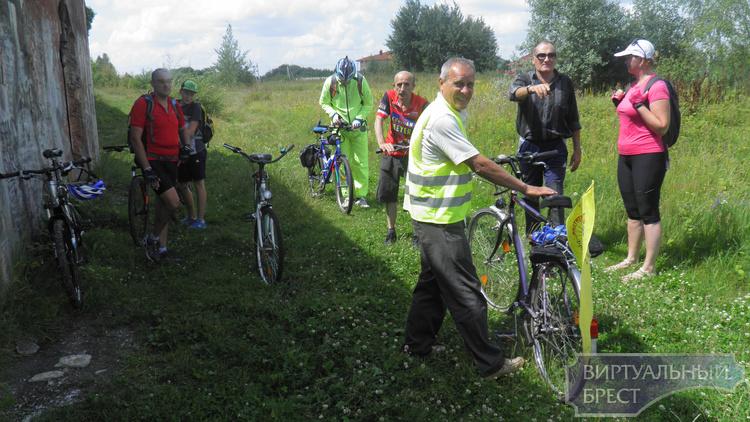 Состоялась очередная велопрогулка велоклуба трех возрастов «РаДея»