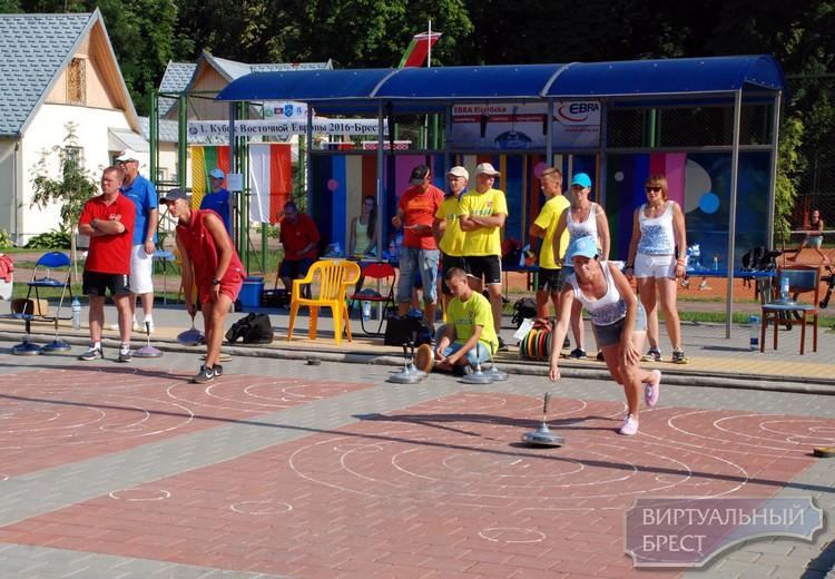 Первый Кубок Восточной Европы по айсштоку провели в Бресте
