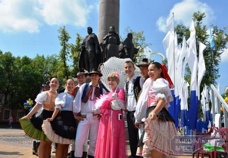 Гости из г.Вранов-над-Топлеу побывали в г.Бресте