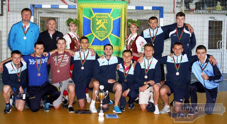 Команды из шести стран сыграют в мини-футбол на турнире среди таможенников в Бресте