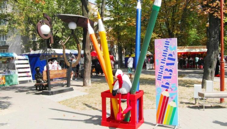 Школьные ярмарки начнут работать в Бресте 6 августа