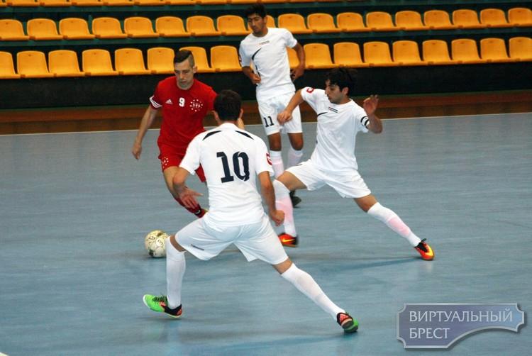 Состоялись игры первого тура Х Международного турнира по мини-футболу среди команд таможенных служб