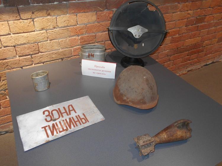 Уникальная экспозиция «Не убий!» открыта в Брестской крепости