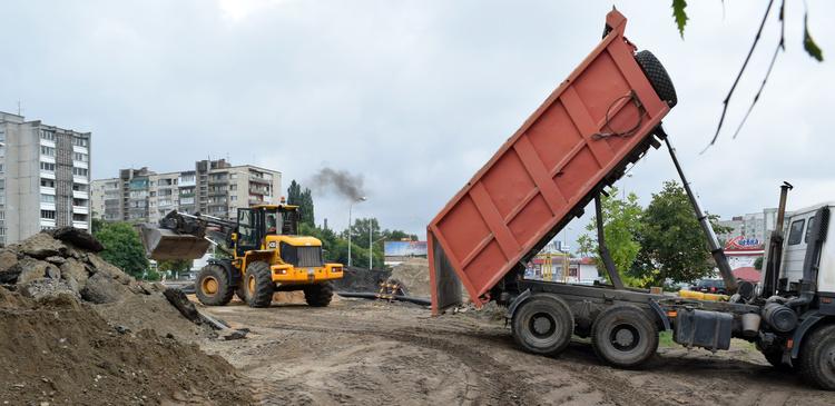 Реконструкция улицы Пионерской в Бресте стоит больше двух миллионов долларов