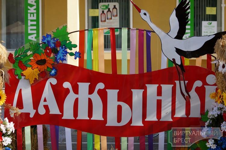 Фестиваль тружеников села Брестской области проведут в городе Высокое 8 сентября