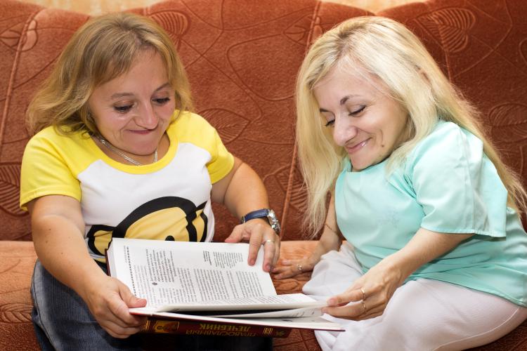 В Пинске состоялась встреча двух людей, страдающих редчайшей болезнью