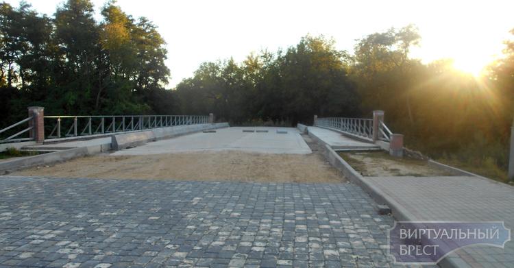 Загадка моста в Брестскую Крепость так и не разгадана