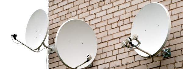 В Бресте запретили установку антенн на фасадах домов на улице Ленина и проспекте Машерова