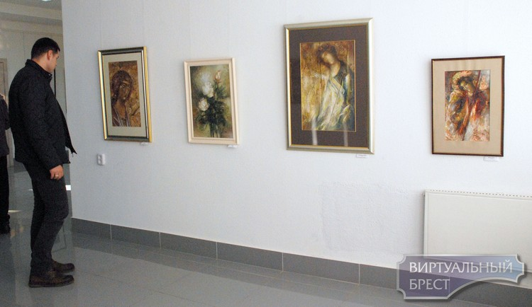 В Бресте прошел вечер памяти Михаила Конькова – Художника и Человека