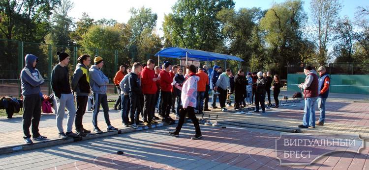Состоялся Открытый городской турнир г. Бреста по айсштоку