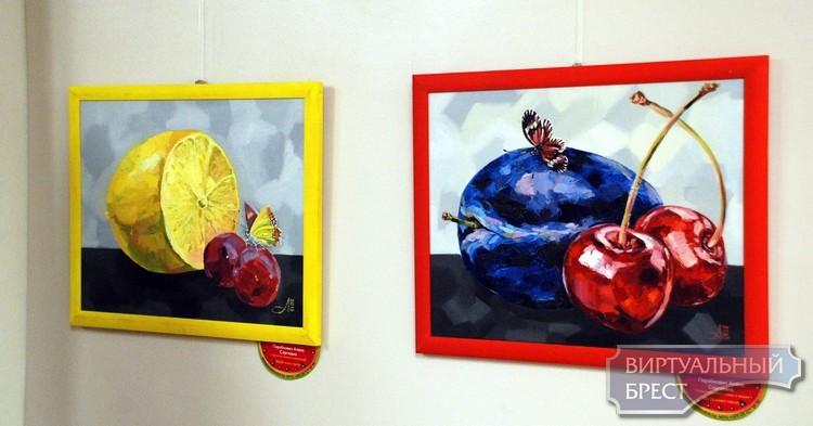 В филиале «Спасенные художественные ценности» открылась выставка «Фруктовое настроение»