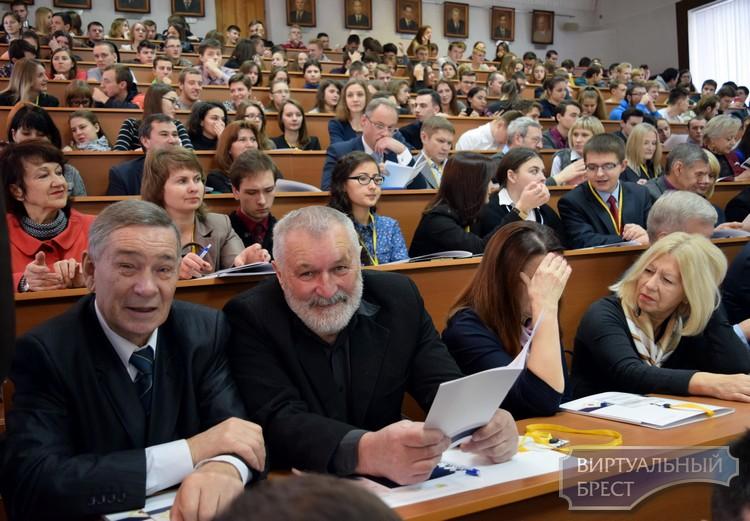 25-лет историческому факультету БрГУ имени А.С. Пушкина