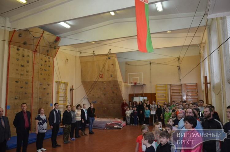 Первенство Брестской области по спортивному скалолазанию