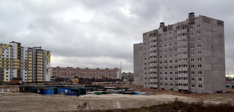 На Брестчине строят социальные дома с помощью китайского капитала