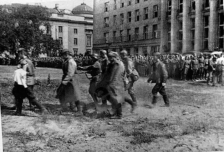 Нацистский террор в Бресте... Начало. Часть 6