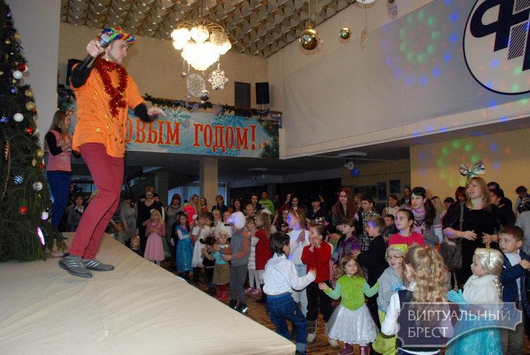 В ДК Профсоюзов продолжается «Новогодний переполох»