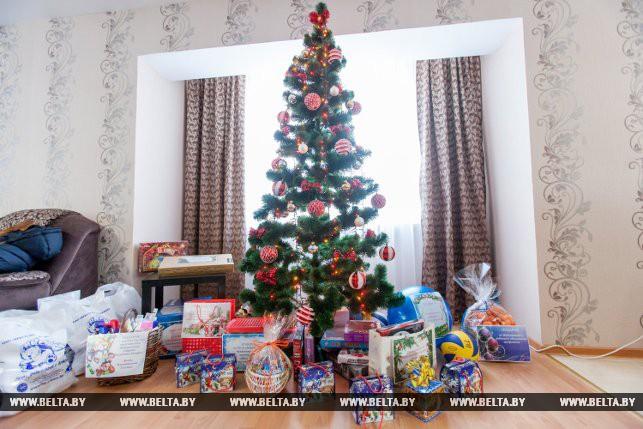 Первый в районе детский дом семейного типа открыли в Жабинке